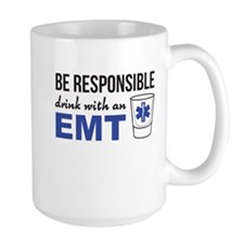 Drink with an EMT Mugs