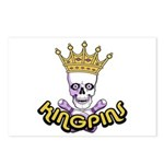 Kingpins Bowling Postcards (Package of 8)