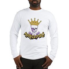 Kingpins Bowling Long Sleeve T-Shirt
