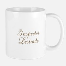 Inspector Lestrade Mug Mugs