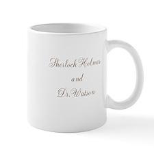 Sherlock Holmes And Dr. Watson Mug Mugs