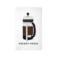 Cafe Pour Deux Area Rug