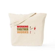 Motivational self-employed Tote Bag