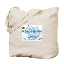 Celebration for Irene (fish) Tote Bag
