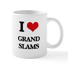 I Love Grand Slams Mugs