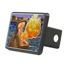 Cute Hippos Hitch Cover