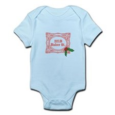 Holmes for Christmas Body Suit
