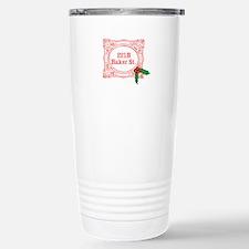 Holmes for Christmas Travel Mug