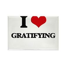 I Love Gratifying Magnets