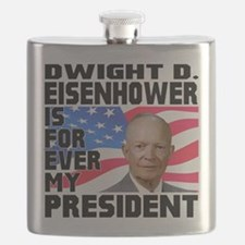 Eisenhower 4ever Flask