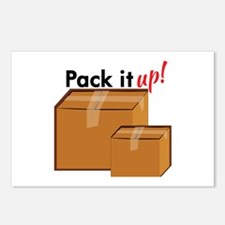 Pack It Up Postcards (Package of 8)