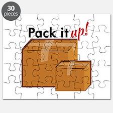 Pack It Up Puzzle