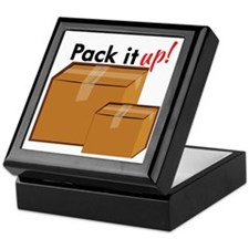 Pack It Up Keepsake Box