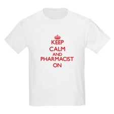 Keep Calm and Pharmacist ON T-Shirt