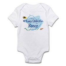 Celebration for Nancy (fish) Infant Bodysuit
