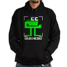 Our Hero (for black backgrounds) Hoodie