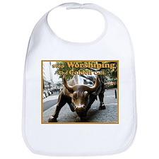 The Golden Calf Bib