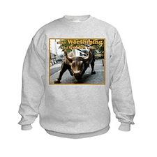 The Golden Calf Sweatshirt