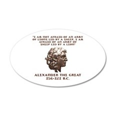 Alexander the Great Wall Decal