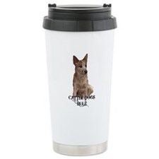 Cute Blue heelers Travel Mug