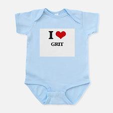 I Love Grit Body Suit