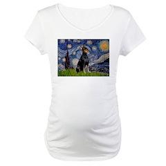 Starry Night Doberman Shirt