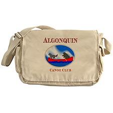 Unique Canoe Messenger Bag