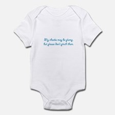 Plump Cheeks Infant Bodysuit