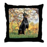 Doberman Living Room