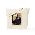 Mom's Doberman (#1) Tote Bag