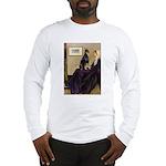 Mom's Doberman (#1) Long Sleeve T-Shirt