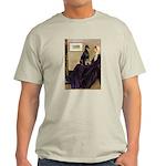 Mom's Doberman (#1) Light T-Shirt