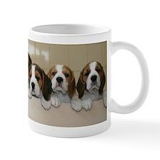 beagle puupies Mugs