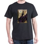 Mom's Doberman (#1) Dark T-Shirt