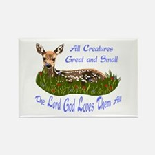 ALL CREATURES GREAT AND SMALL Magnets