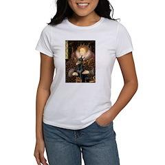 The Queen's Dobie Women's T-Shirt
