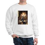The Queen's Dobie Sweatshirt