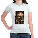 The Queen's Dobie Jr. Ringer T-Shirt