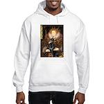 The Queen's Dobie Hooded Sweatshirt