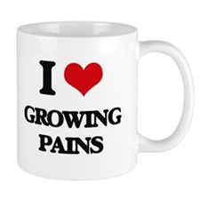 I Love Growing Pains Mugs