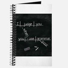 Grammar Diagram (Blk sq) Journal
