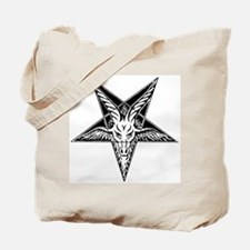 2-sided Goat of Mendes Tote Bag