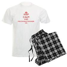 Keep Calm and Purchasing Mana Pajamas