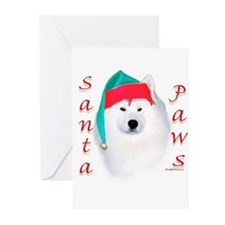 Cute Samoyed Greeting Cards (Pk of 20)