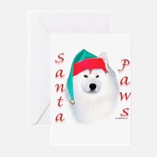Funny Samoyed holiday Greeting Cards (Pk of 20)