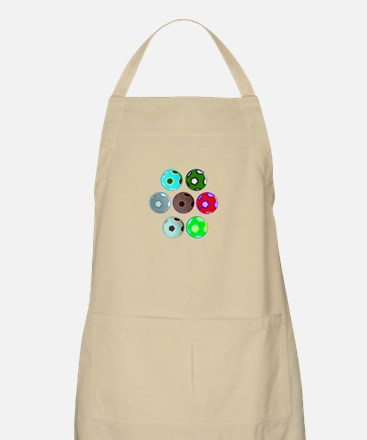 Colourful Soccer Footballs BBN23 Apron