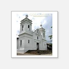 Catedral De Guaduas Sticker