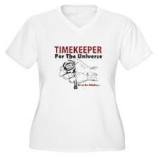 Timekeeper Plus Size T-Shirt