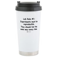 Experiment Travel Mug
