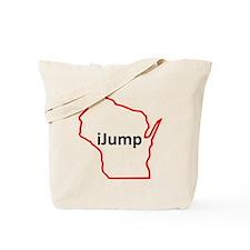 iJump Tote Bag